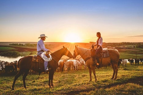 7 health benefits of horse riding 2