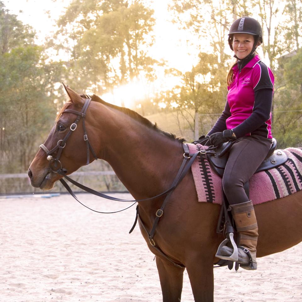Deb on horsechats