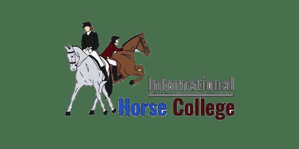 International Horse College Logo transparent