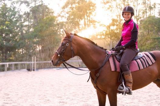 Professional Horse Rider
